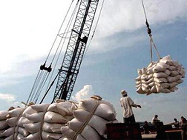Đã xuất khẩu được hơn 4 triệu tấn gạo