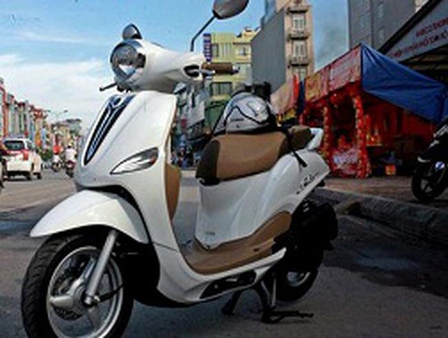 Tiếp tục triệu hồi xe gắn máy Yamaha Nozza - 1DR1