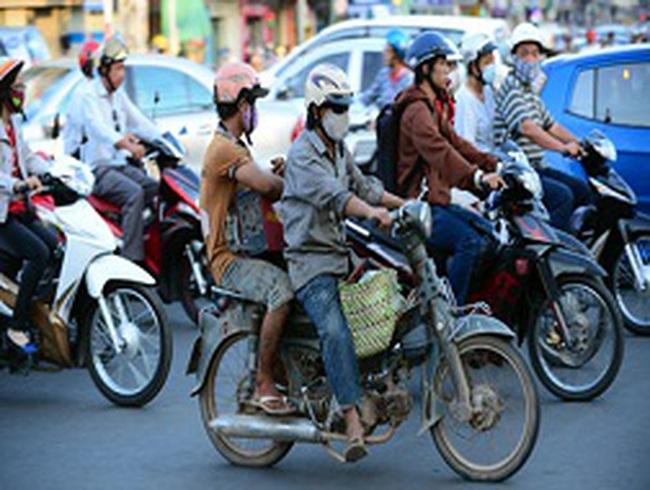 Sẽ thu hồi xe ô tô, xe gắn máy hết hạn sử dụng