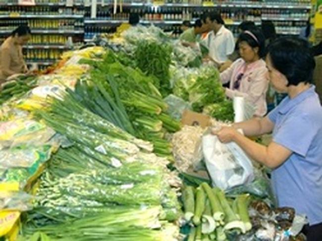 Hà Nội mới đáp ứng được 60% nhu cầu rau xanh