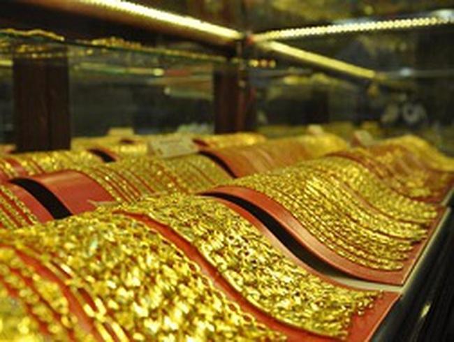 Nhu cầu vàng thế giới giảm 12% so với năm ngoái