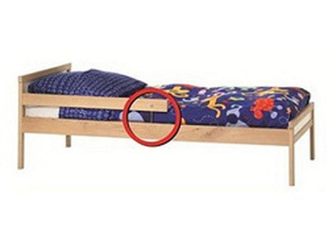 Ikea tiến hành thu hồi hàng chục nghìn giường trẻ em