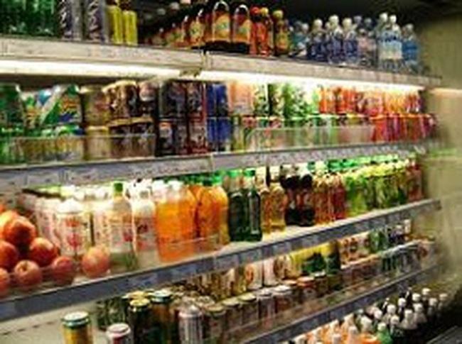 Thực phẩm và đồ uống tăng tồn kho