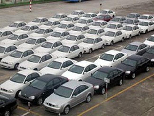 19,7 nghìn chiếc ô tô đã nhập khẩu về Việt Nam