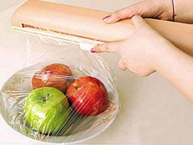 Tiếp tục giám sát màng bọc thực phẩm