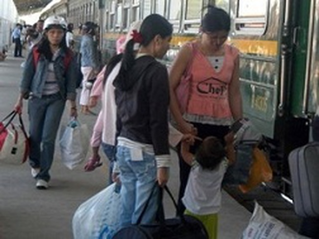Ga Hà Nội tổ chức chạy thêm tàu dịp Quốc khánh