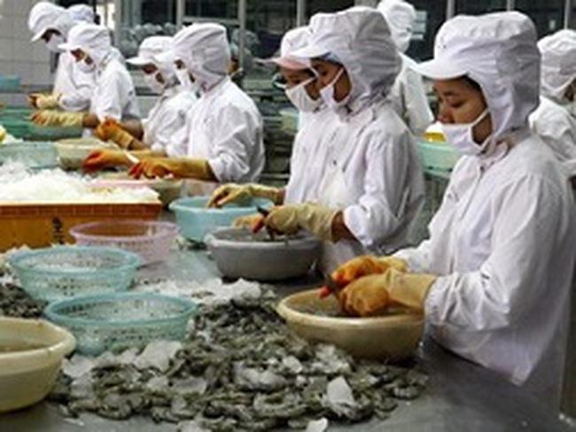 Tôm Việt Nam vẫn nhiều gian nan ở thị trường Mỹ