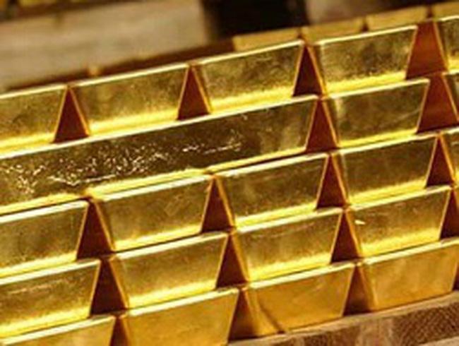 Dự trữ vàng của Nga tăng cao nhất kể từ năm 1993