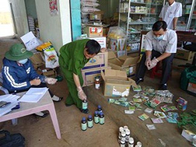 8 doanh nghiệp thuốc bảo vệ thực vật bị xử phạt