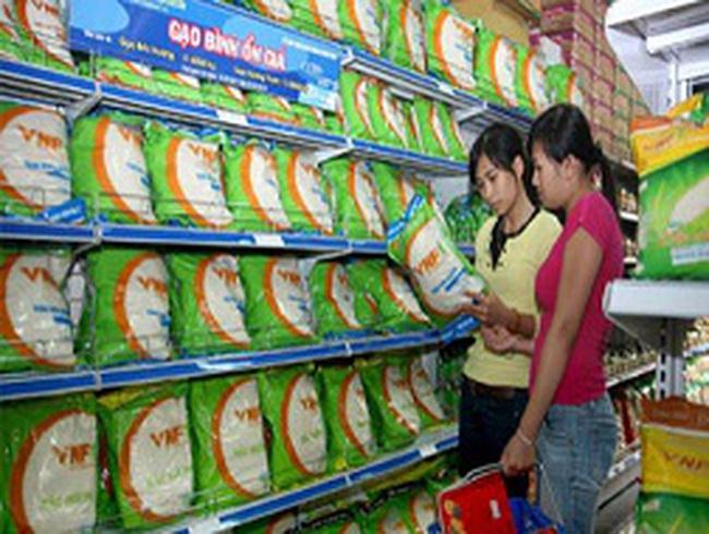 Hà Nội: 10 ngày đầu tháng, giá lúa gạo tăng từ 5-7%