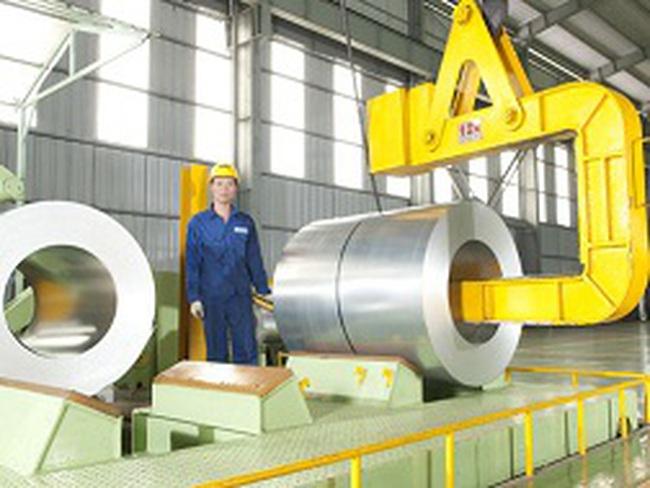 Cơ hội đẩy mạnh xuất khẩu thép