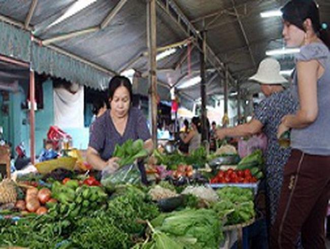 Giá rau củ tăng chóng mặt