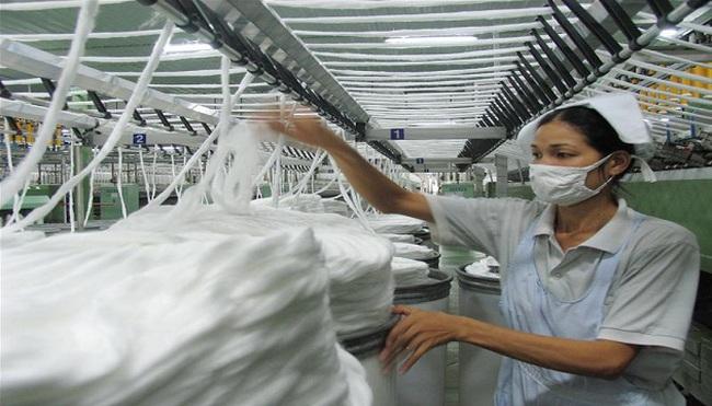 Trung Quốc giữ 50% nguồn cung nguyên liệu dệt may
