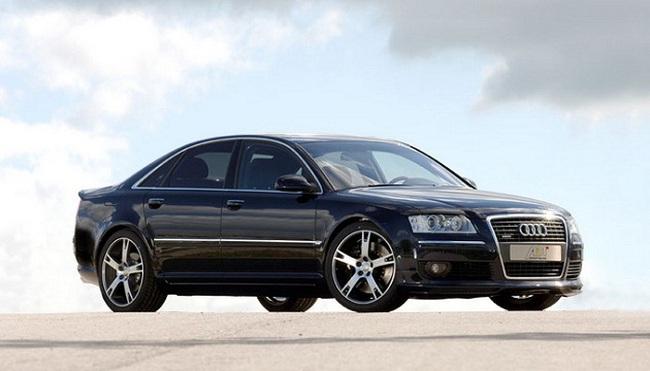 Siêu xe Audi A8 và S8 bị triệu hồi