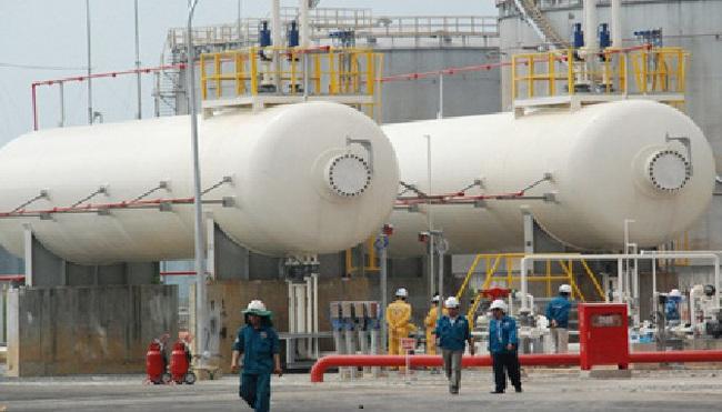 Gas tăng giá do tác động từ thế giới?