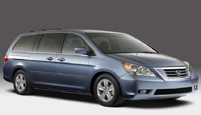 Honda thu hồi 344.000 xe