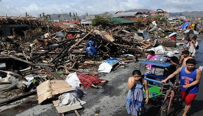 Philippines: Lượng gạo nhập khẩu sẽ tăng do siêu bão