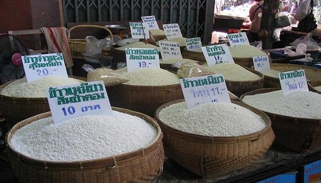 IMF kêu gọi Thái Lan xóa bỏ chương trình trợ giá lúa gạo