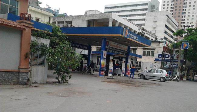 Hà Nội: Đề xuất chuẩn xây dựng cho cây xăng