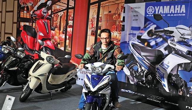 Thị trường xe máy: Cuộc đua... ít hao xăng, tăng tiện ích