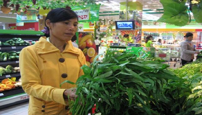 TP.Hồ Chí Minh: Rau xanh tăng giá chóng mặt