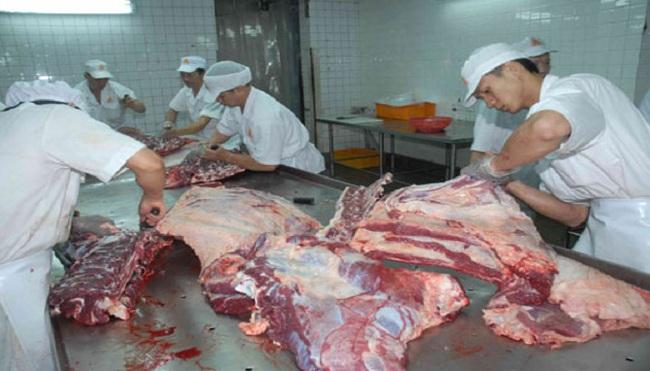 Ồ ạt nhập khẩu thịt là do thông lệ quốc tế ?