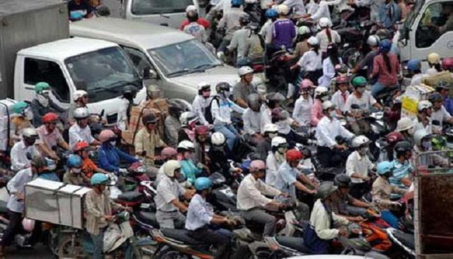 Kinh nghiệm hạn chế xe cá nhân từ các nước châu Á