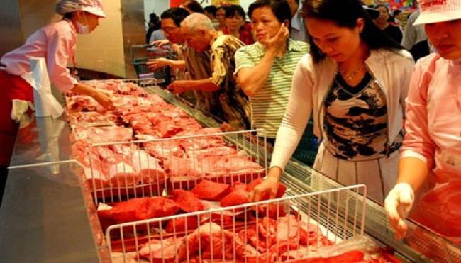 Giá thịt heo, bò Việt đắt nhất thế giới