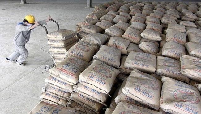 Xuất khẩu gần 10 triệu tấn ximăng