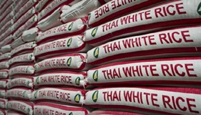 Thái Lan sắp bán 400.000 tấn gạo cho Trung Quốc