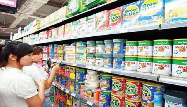 Áp giá trần cho sữa: Cũng chỉ để dọa?