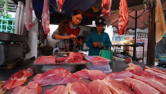 Hà Nội: Gần 60% mẫu thịt vi phạm an toàn thực phẩm