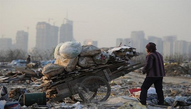 An ninh lương thực của Trung Quốc đang bị đe dọa nghiêm trọng