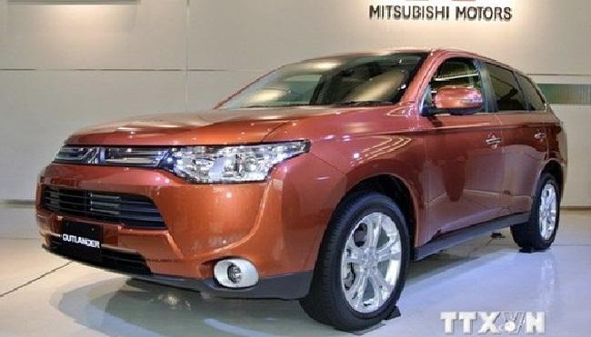 Mitsubishi báo lỗi hơn 900.000 chiếc xe do lỗi công tắc đèn