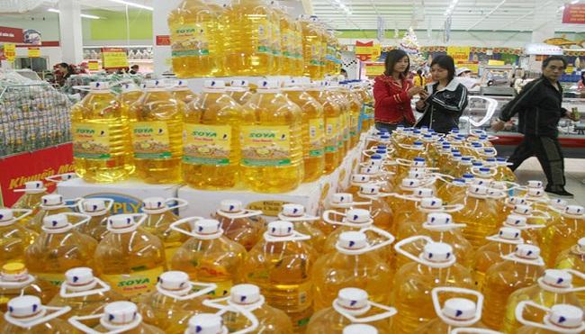 Dầu ăn nhập khẩu kêu cứu vì thuế