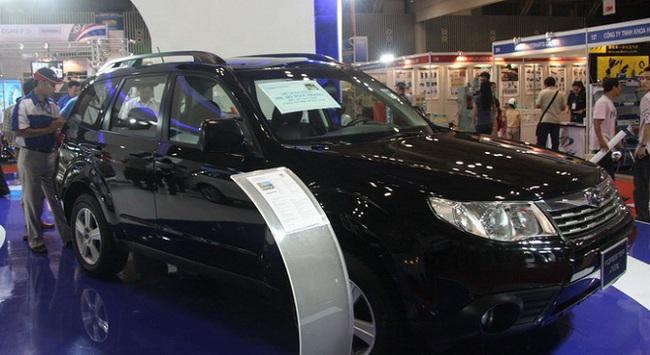 33 xe Subaru Forester ở Việt Nam dễ hỏng động cơ đột ngột