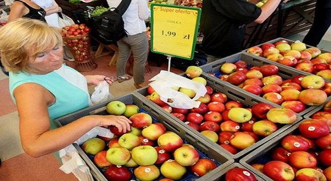EU tìm cách ổn định thị trường nông sản đối phó lệnh cấm của Nga