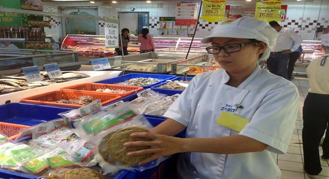 """Rút sản phẩm chả cá """"Hai Chị Em"""" ra khỏi hệ thống siêu thị"""