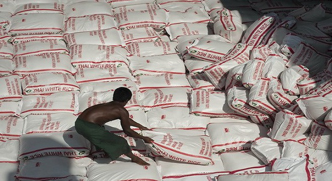 Malaysia mua 200.000 tấn gạo của Thái qua thỏa thuận tư nhân