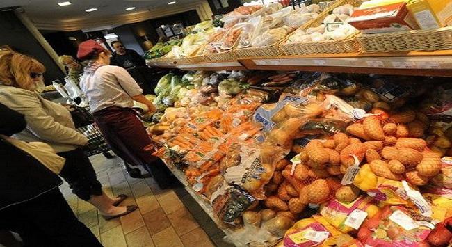 Nga tăng nhập khẩu thực phẩm từ Trung Quốc và Ấn Độ