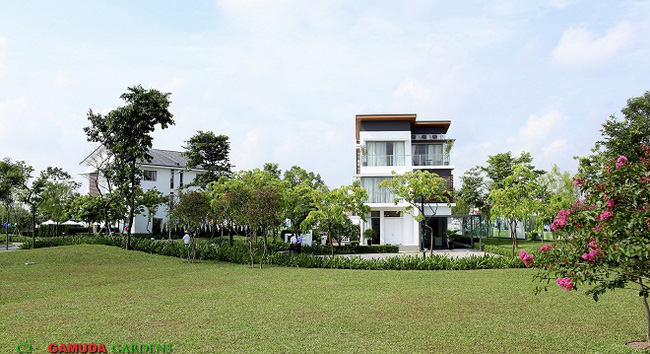 Mua nhà tại Gamuda Gardens nhận ngay ipad