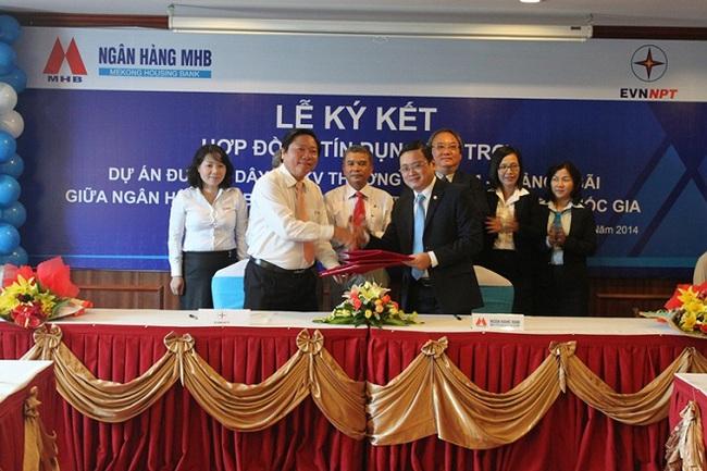 MHB tài trợ tín dụng dự án đường dây 220KV Thượng Kon Tum - Quảng Ngãi