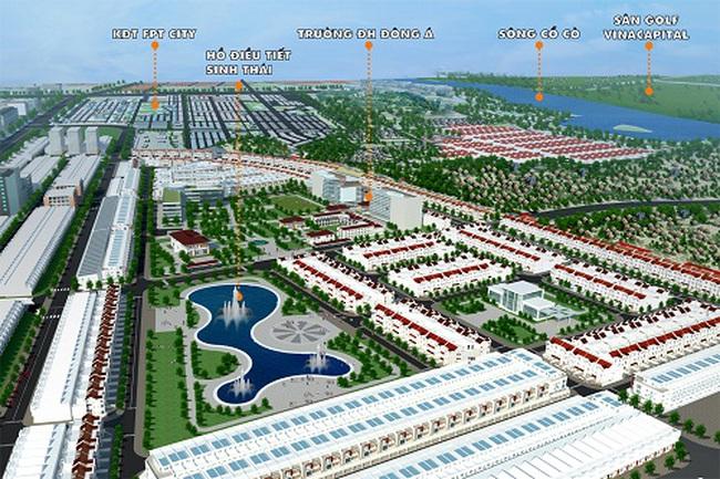 Khu đô thị cạnh Đại học Đông Á – hiện tượng mới trên thị trường địa ốc Đà Nẵng