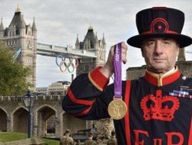 Huy chương vàng Olympic London đắt nhất trong lịch sử