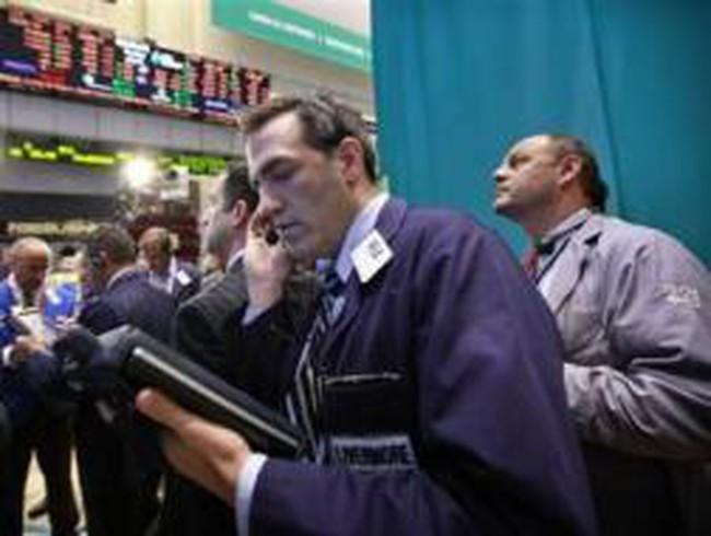 Sắc xanh tràn ngập TTCK Mỹ sau lời hứa của Mario Draghi