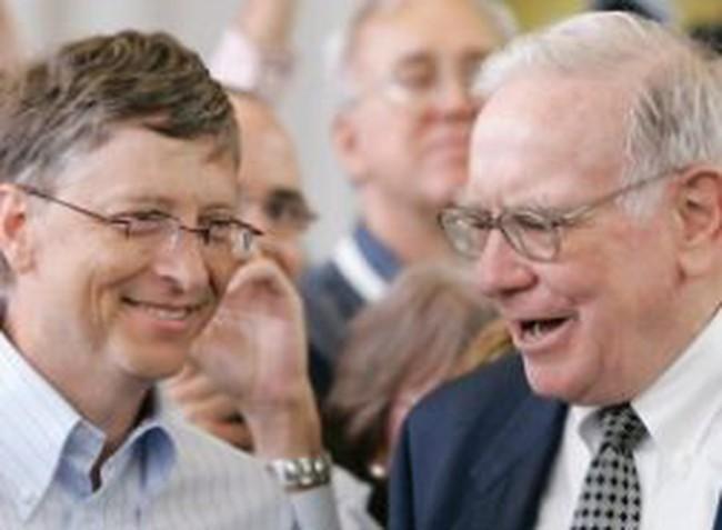 Forbes công bố danh sách 10 người giàu nhất nước Mỹ năm 2012
