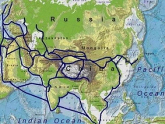 """Hồi sinh """"con đường tơ lụa"""" - Lực đẩy mới của thương mại châu Á"""