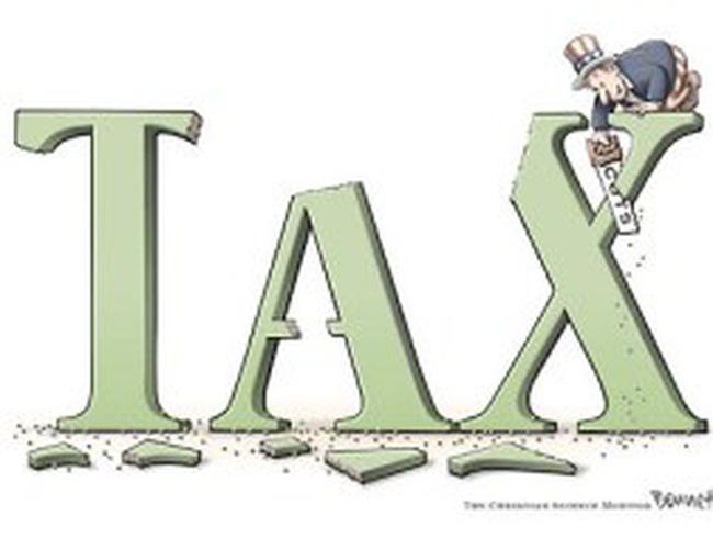 Giảm thuế có giúp thúc đẩy tăng trưởng?