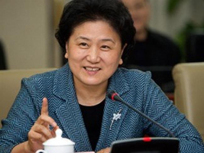 Nữ ủy viên đầu tiên của Bộ Chính trị Trung Quốc là ai?