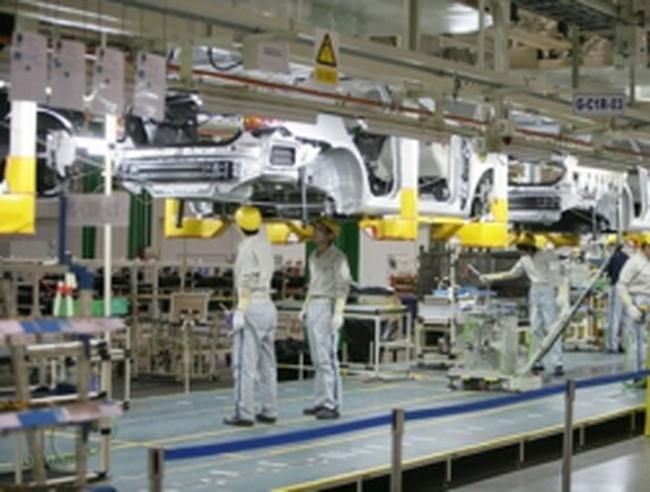 Doanh nghiệp Nhật khôi phục sản xuất tại Trung Quốc